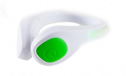 Clips mit LED-Licht für Schuhe, WEIB