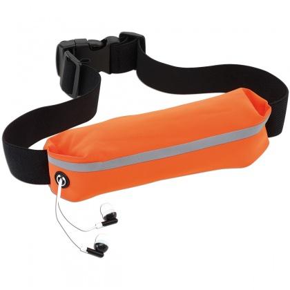 Reflex-Hüfttasche, ORANGE