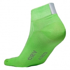 Reflex-Socken, GRÜN