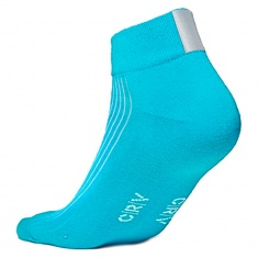 Reflex-Socken, BLAU