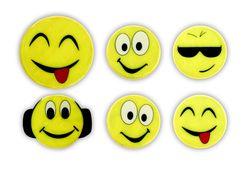 Reflektierender Aufkleber - SMILES