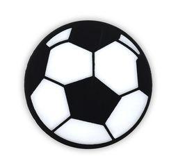 Reflektierender Aufkleber - BALL; Pck. 5 St.