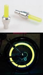 LED leuchtende Ventile, GELB