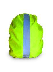 Reflektierender Rucksack-Bezug gelb