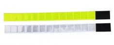 3M Refl ex-Streifen mit Klettverschluss, WEIB